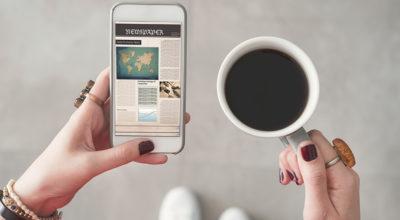 15 aplicativos de notícia para se manter informado sempre