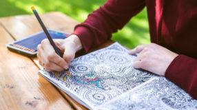 20 livros de colorir para relaxar e exercitar sua criatividade
